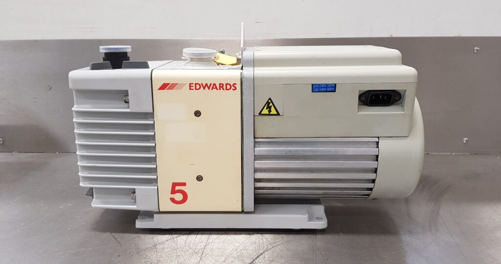 Edwards RV5 Pump at West Technology