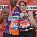 WTSL Service Manager Survived Hottest London Marathon EVER!